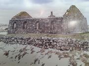 Gaeltacht Thair Tri Chonaill .....paint out in Ray church Falcarragh.
