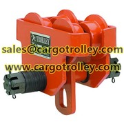plain trolleys hoist 2