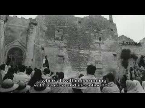 Pasolini -Vangelo secondo Matteo - Farisei