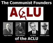 ACLU Communists