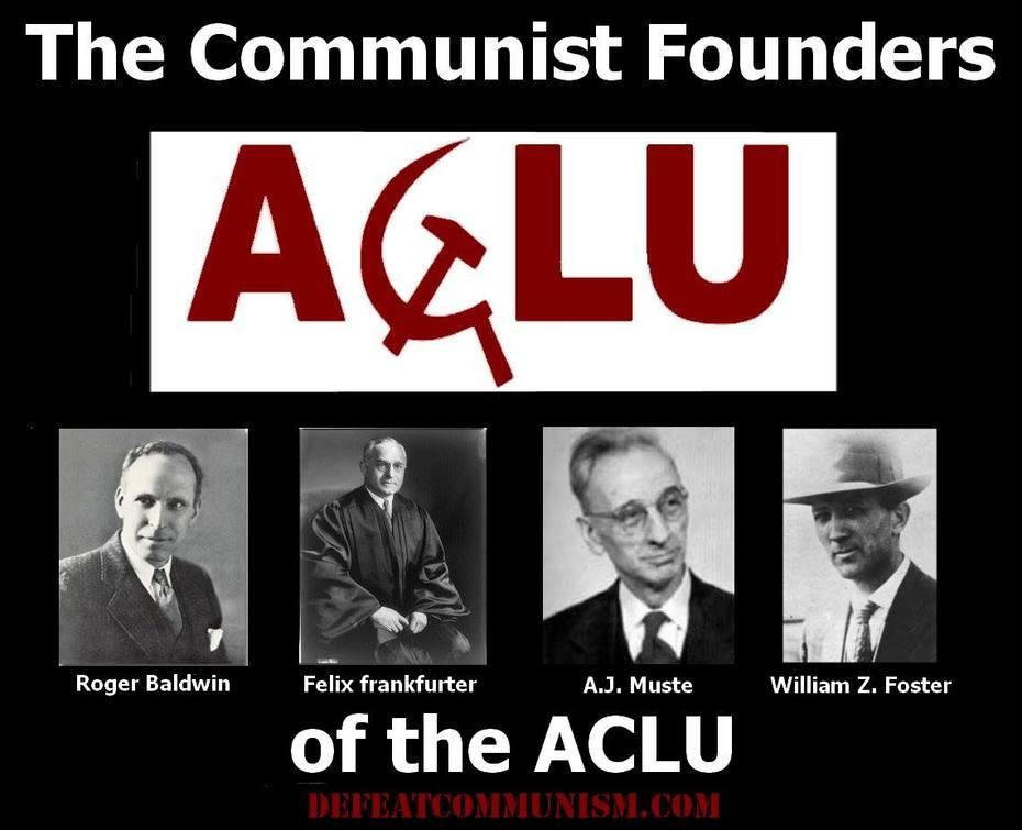 ACLU Communists