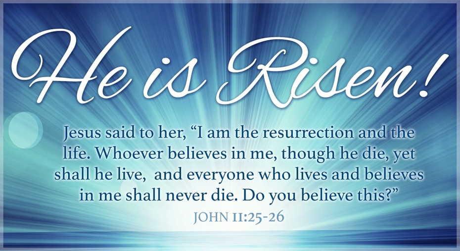 HALLELUJAH and MARNATHA JESUS-YESHUA os RISEN