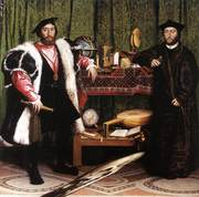 Society-Political-Science-Holbein----The_Ambassadors