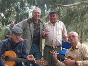 Barbacoa en Guayadeque con Ignacio, Juan y familia-27.01.08 009