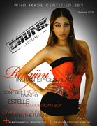 Ranjini on the Cover of CRUNK