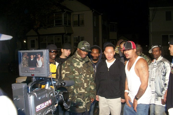 W.O.L.V.E.S. VIDEO SHOOT 4 INDIANS!!!! NIGHT SCENE!!!