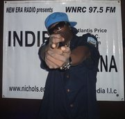 MY INTERVIEW WITH INDIE CORNER RADIO B4 I TAKE THE STAGE!!!