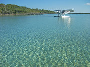 STOL CH 801 amphibian in the Bahamas