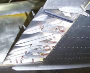wing fairing stiffener