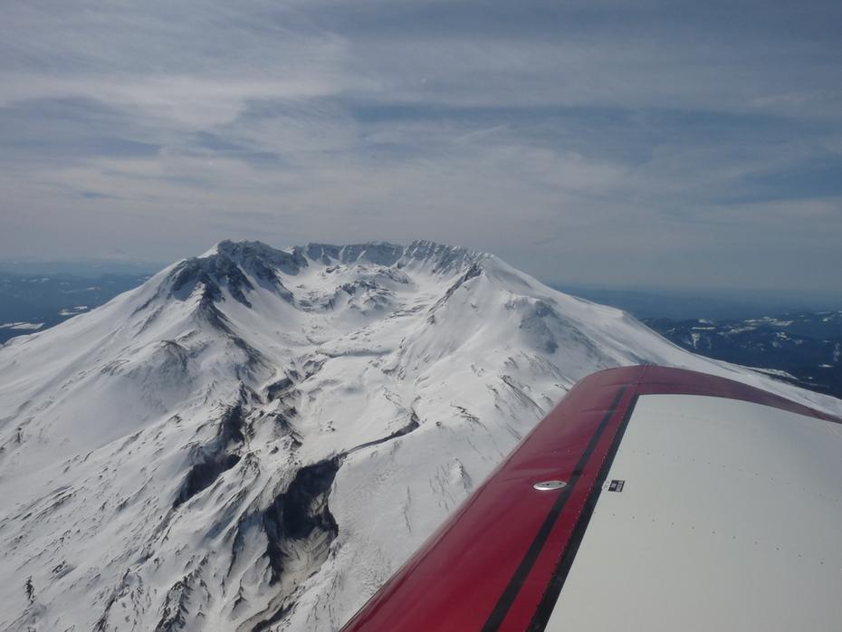 Mt. St Helens, WA