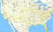 8,490 mile trip to Sun-N-Sun 2009 in my Zodiac XL