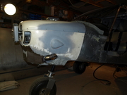 Fitting modified cowling