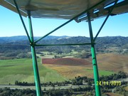 Calif wine country at Quality Spor Planes