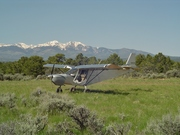 STOL at Dolores Point, Colorado