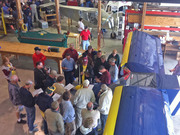 Open Hangar Day 2011: Inside the Zenith factory:
