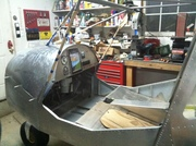 Plansbuilt CH-750 instrument panel