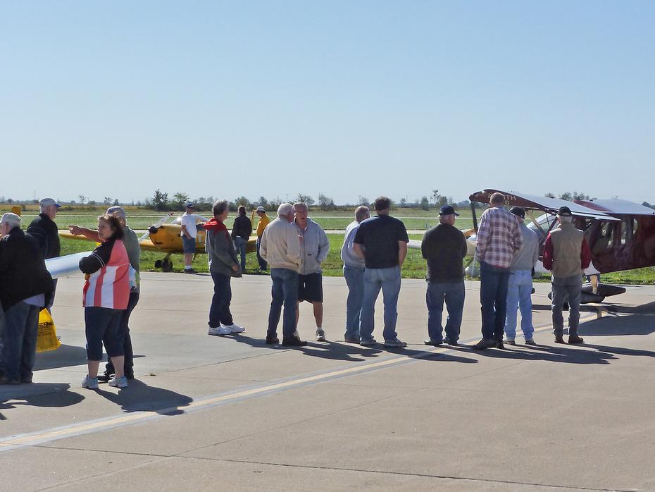 Open Hangar Day 2012