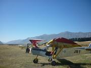 a variety of aircraft