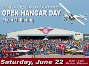 Fly In To Summer Builder Fly-In Gathering: Saturday, June 22, 2013