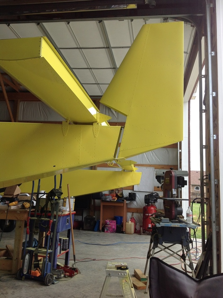 Mounted Rudder today