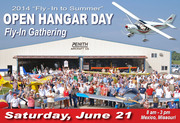 Fly In to Summer: Saturday, June 21