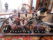 Instrument Panel: STOL CH 701