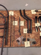 2015 13 Jul parts for powder coating