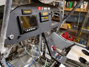 GRT Sport EX mounted in panel
