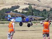 Short take-off and landing champion!