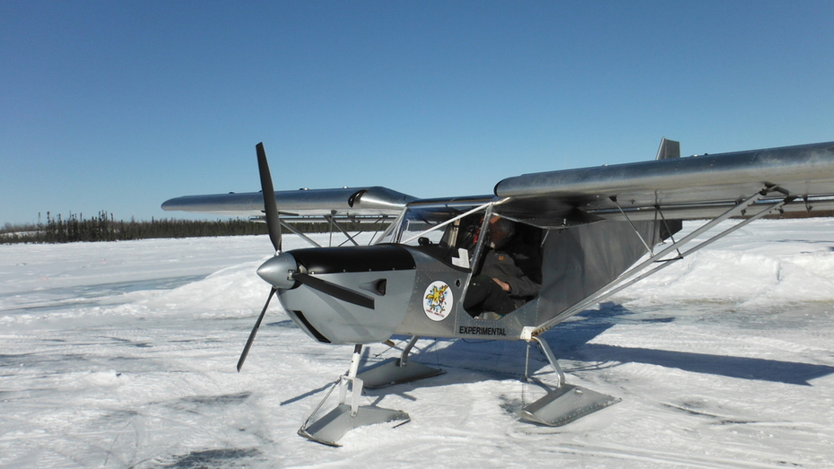 My Stol 701, Ready for First Flight!!