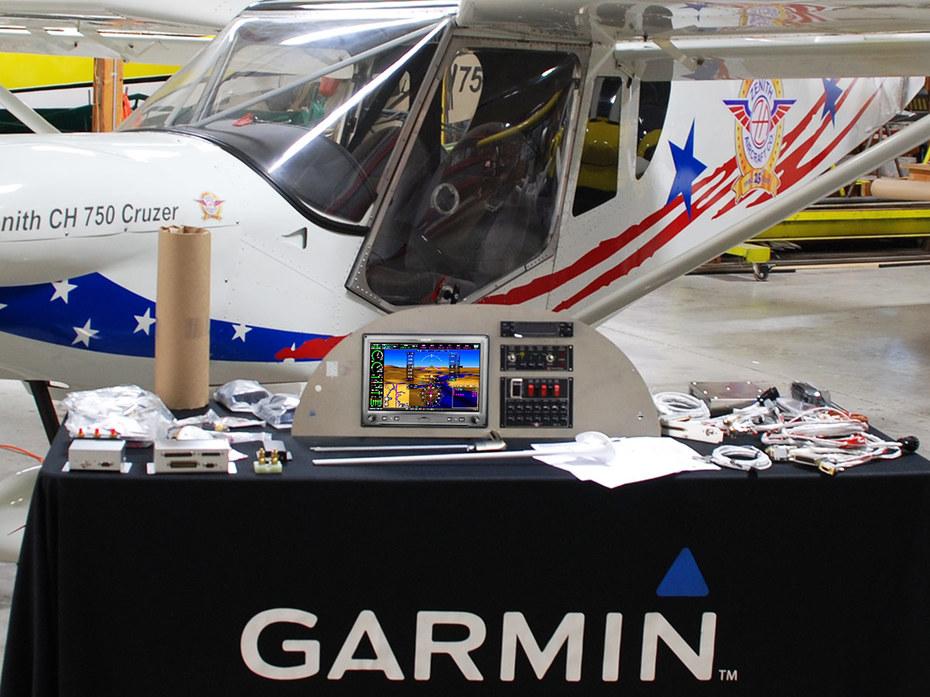 Zenith Aircraft offers Garmin G3X system