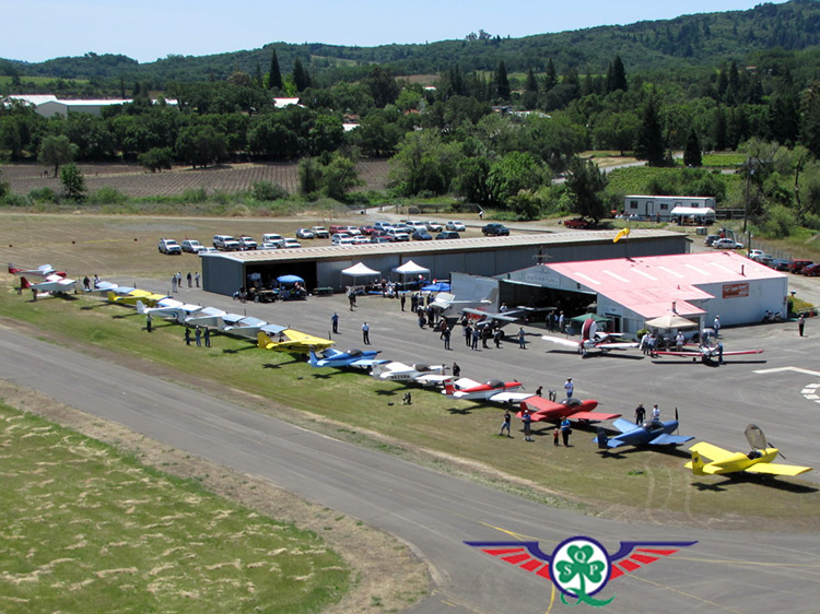 Quality Sport Planes Open Hangar Day