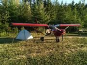 Zenith 701 camping