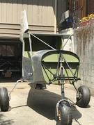 STOL fuselage