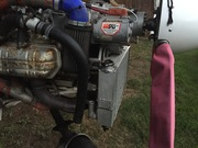CH701sp - Removal of glycol radiator