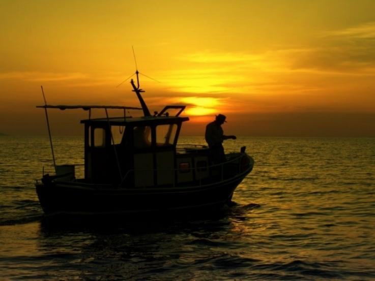 Οι προνομιούχοι ψαράδες στό Ηράκλειο