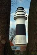 The lighthouse Bülk...in Germany...my look