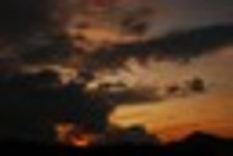 Σύννεφα διαβατάρικα που σας χαϊδεύει ο ήλιος.....