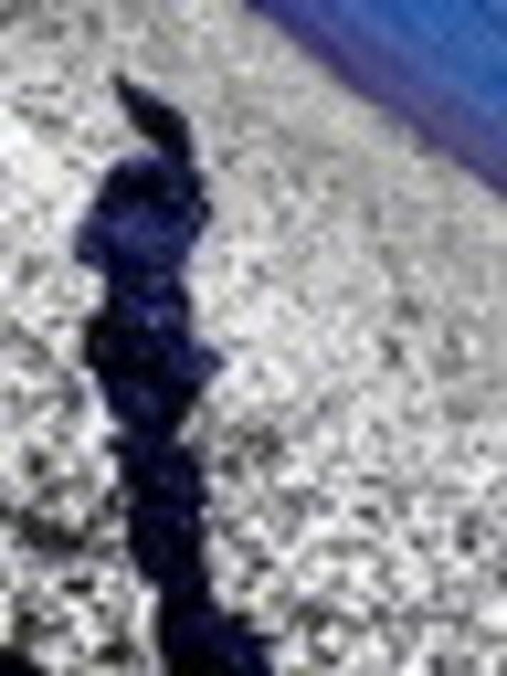 Shadow on the beach...!