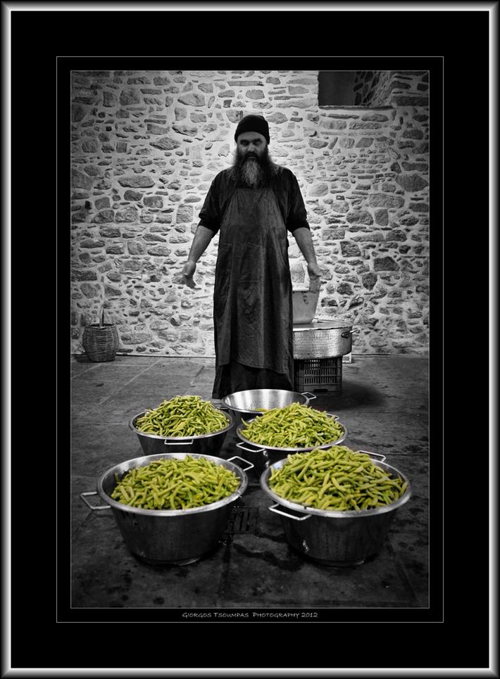 Η προσευχή του μάγειρα