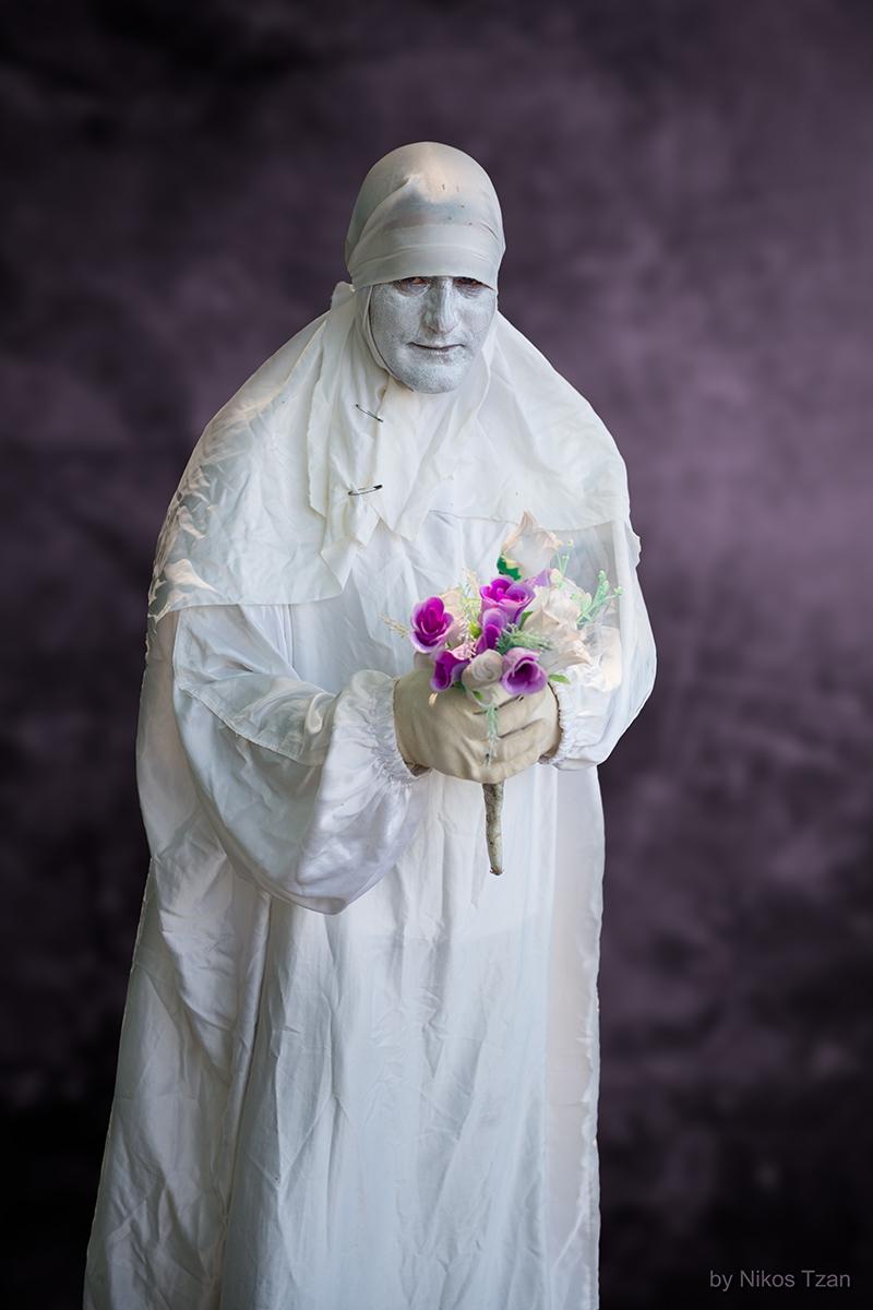 A romantic ghost