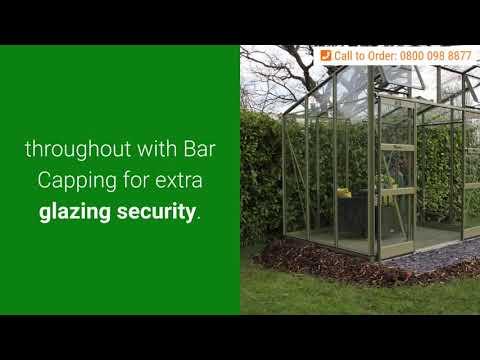 Pent Roof Greenhouses