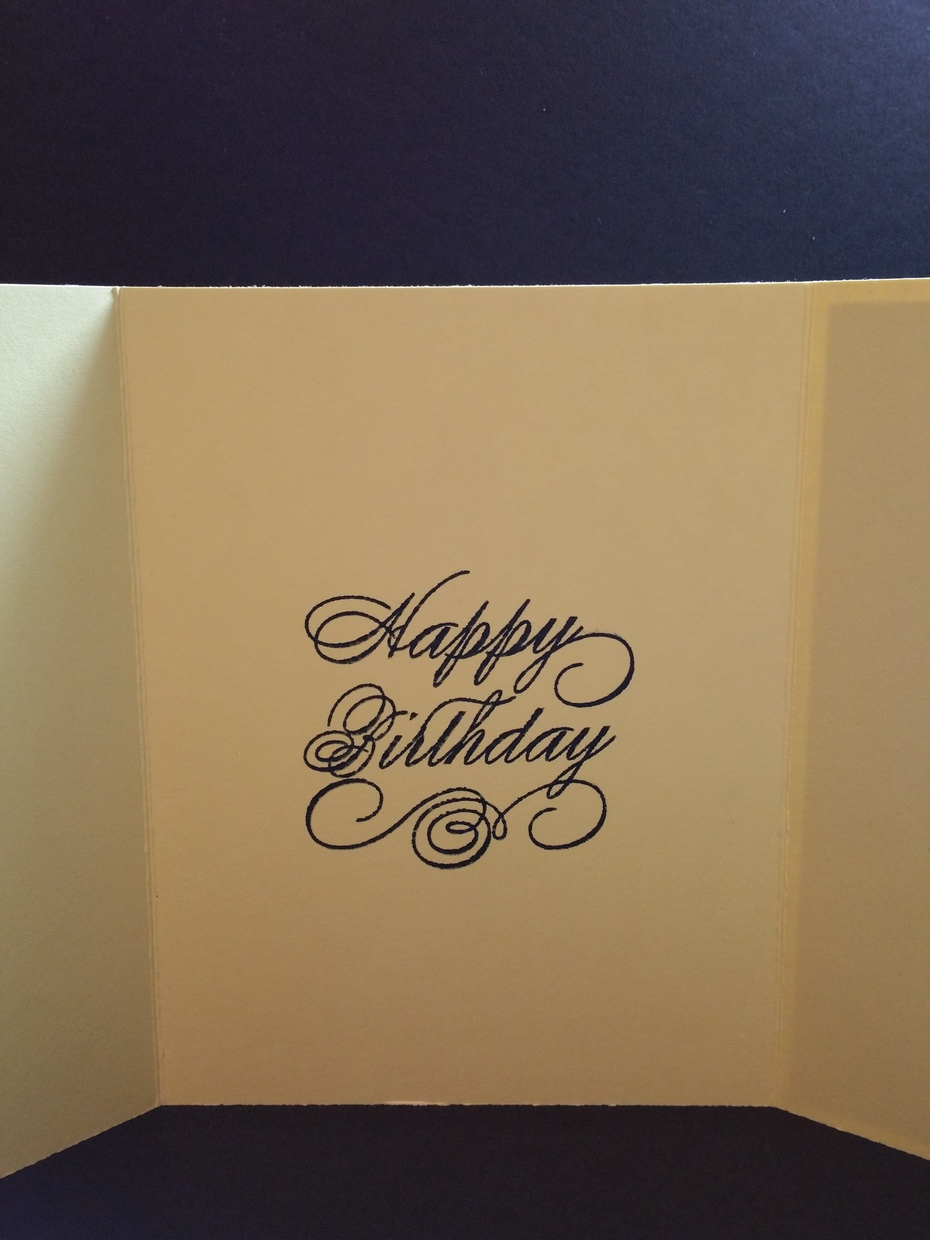 """Gatefold Card using """"Sending Love"""" and """"A Year of Flowers"""" stamp set"""