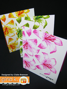 Lovely Lilies Thanks set of 3