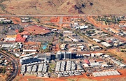 Karratha W. Aust 1,650 km Nth of Perth
