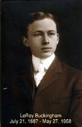 w-LeRoy Buckingham