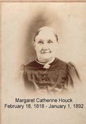Milton Houck's aunt