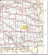 kisbey canada map