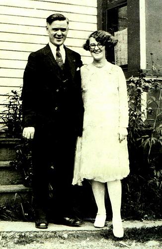 Hedgecoe Couple
