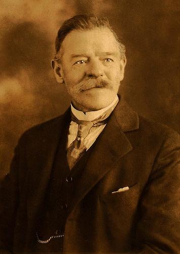 John Thomas Hedgecoe